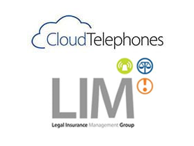 Legal Insurance Management Group And Cloud Telephones Logos