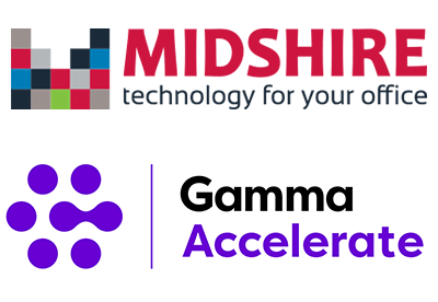 Midshire Accelerate logo