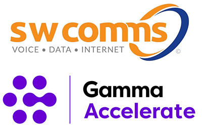 SW comms Accelerate logo