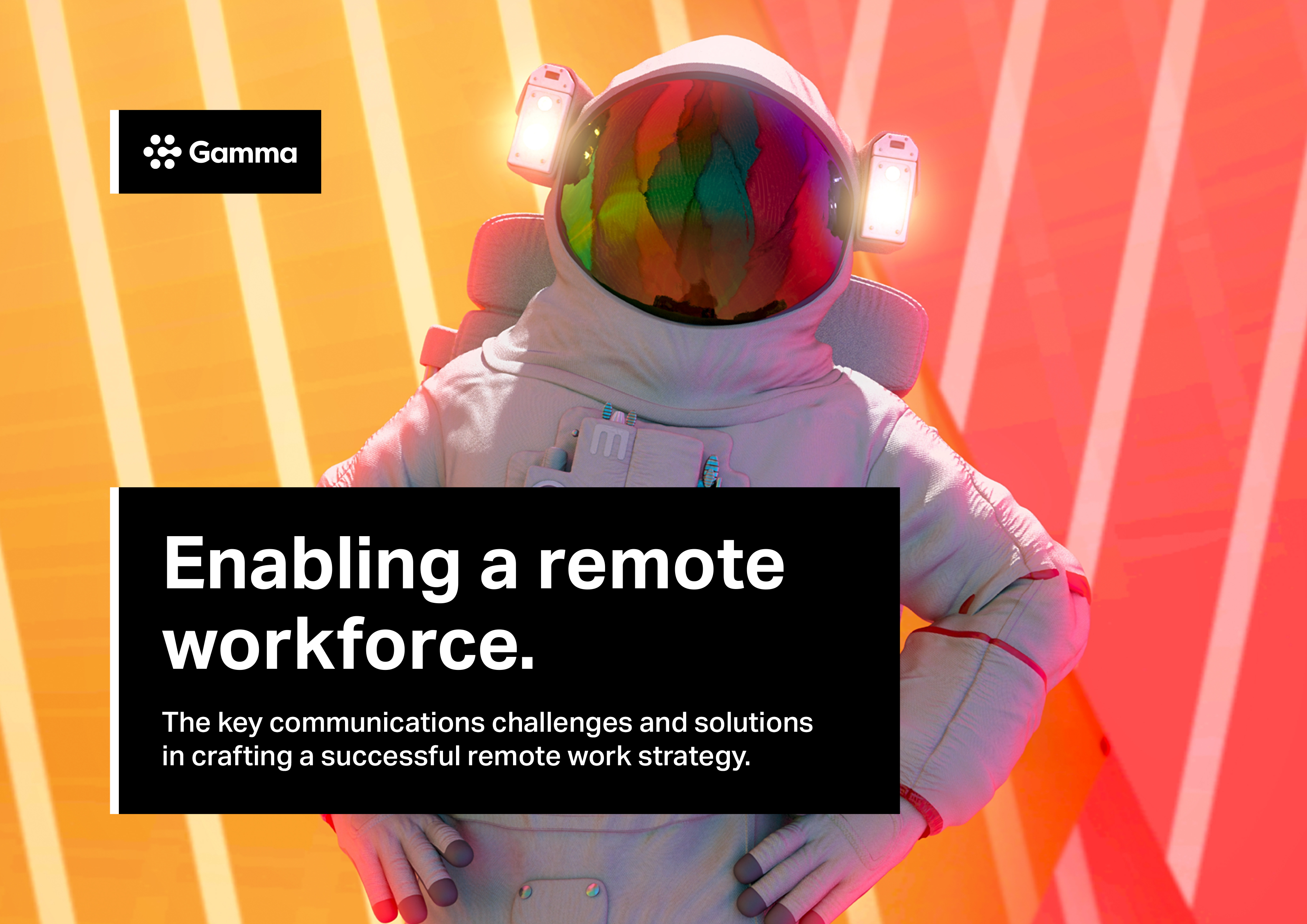 Enabling a remote workforce eguide front cover